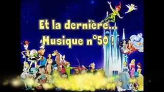 Quizz Musical (Blind Test) : Chansons Disney