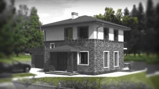 Проекты домов и коттеджей RuPlans. Проект Rg3835(Проект одноэтажного дома с мансардой и гаражом Rg3835. https://ruplans.ru/proekti/proekti_3835.html Больше проектов на сайте http://rupl..., 2015-11-06T14:24:27.000Z)