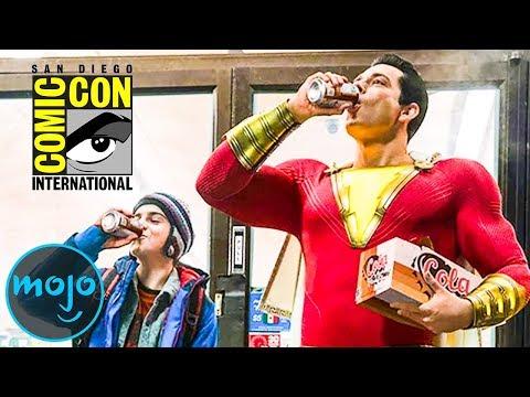 Top 10 San Diego Comic-Con 2018 Predictions