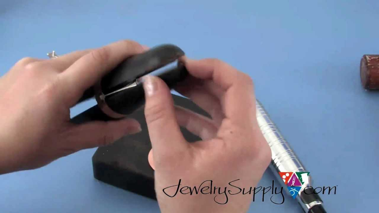 How to Use a Center Punch to Effectively Drill Holes in Metal - YouTube