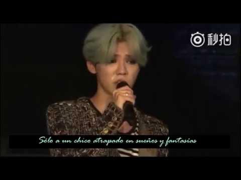 Luhan - LOST STAR (cover) [Subtitulado al Español]