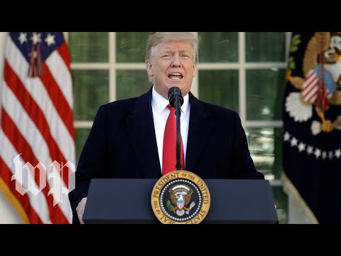 Trump delivers remarks to the Venezuelan American community