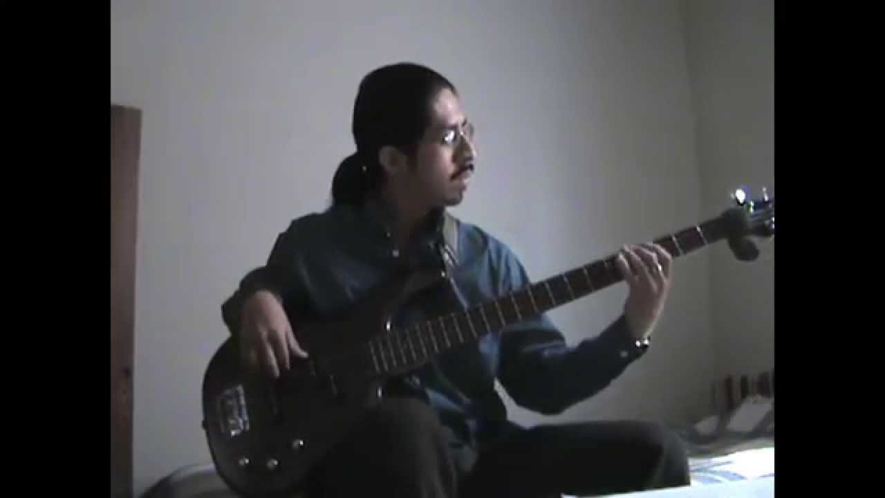 Alex bueno el jard n prohibido bass cover por loco for Youtube jardin prohibido