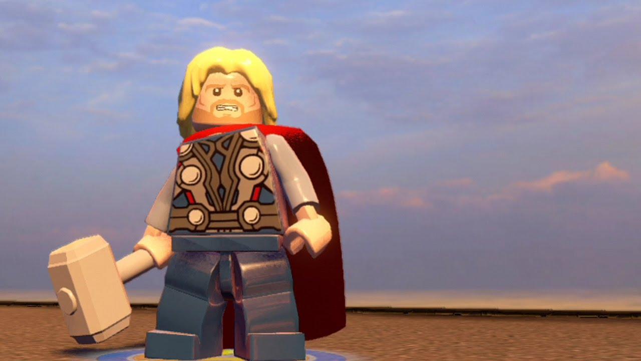 lego marvel thor - photo #11