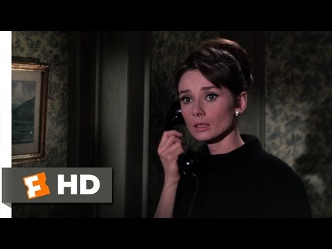 Charade (5/10) Movie CLIP - Who Can You Trust? (1963) HD