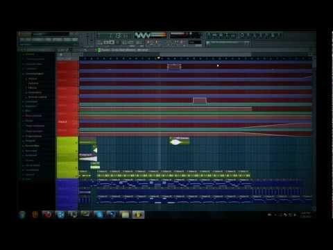 Fl Studio DIRTY Dubstep - [Free FLP] - Glide