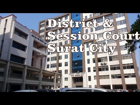 Surat District and Session Court | Fast Track Court