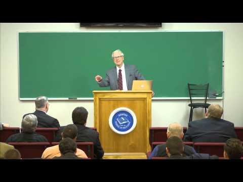 Tom Holland Preaching Seminar