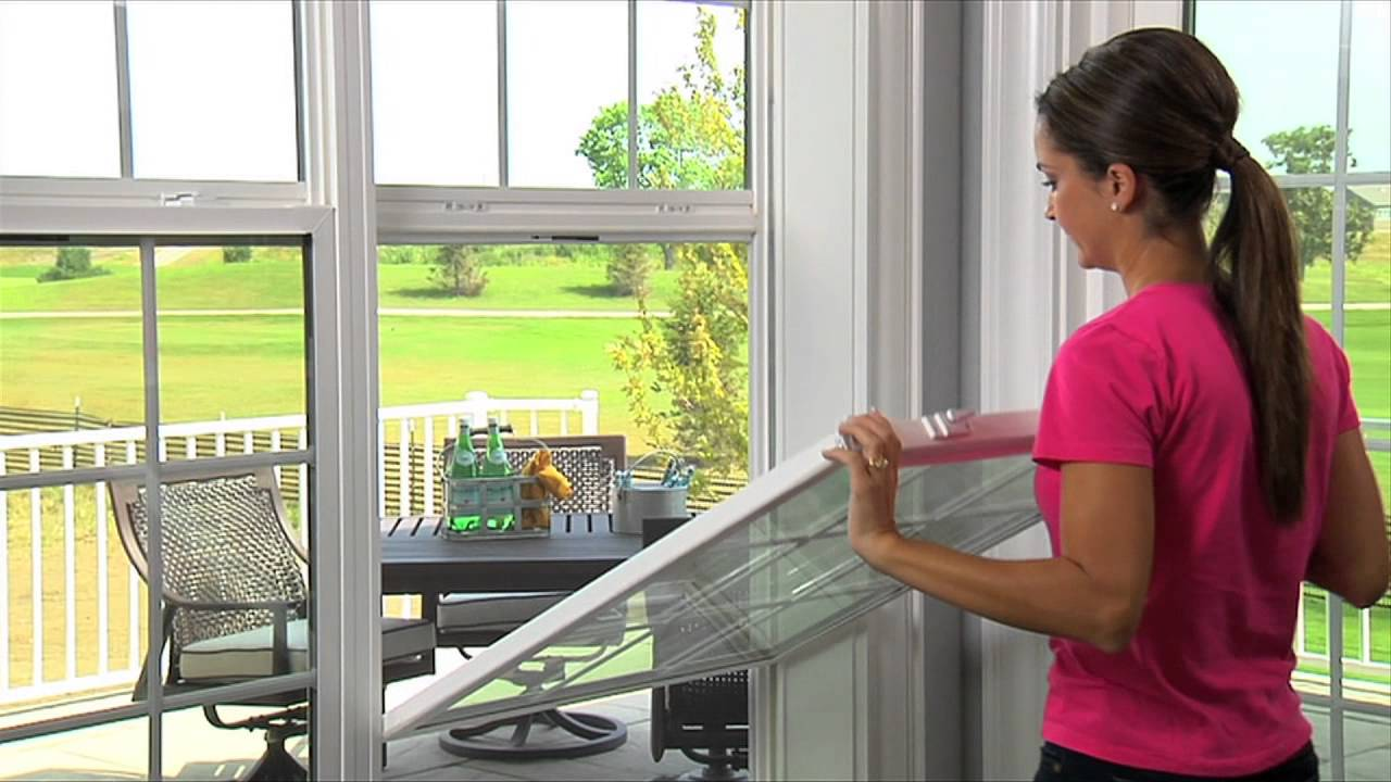 Insulated Affordable Windows: Easy Care Encompass By Pella® Vinyl Windows  And Patio Doors   YouTube