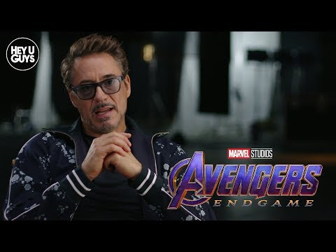 Robert Downey Jr. on what to Expect from Avengers: Endgame