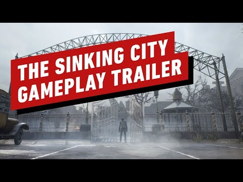 The Sinking City - Gameplay Trailer
