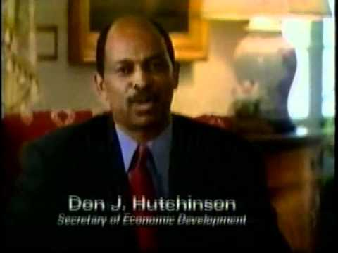 Louisiana Economy commercial 2002--Mike Foster and Don J. Hutchinson