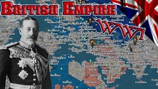 British Empire; 1914 The Great War Begins! WWI Mod World Conqueror 4