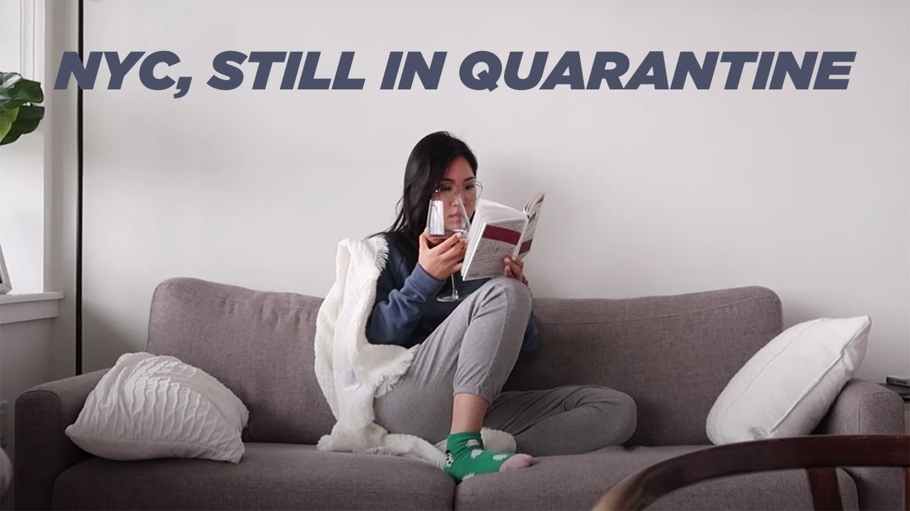 Days In My Life In Quarantine Nyc Shutdown Vlog The New Normal