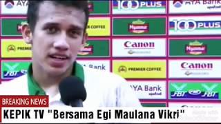 Download Video Jawaban Egi M.V. tentang Lionel Messi MP3 3GP MP4