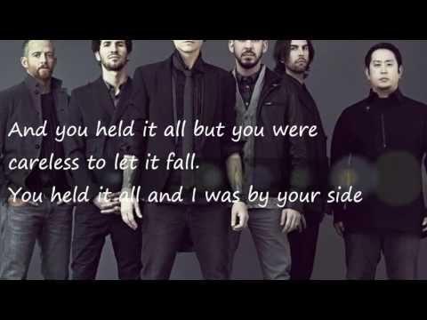 Linkin Park powerless  lyrics Lincoln vampire hunter