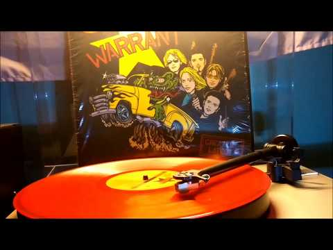 Warrant - I Saw Red Vinyl