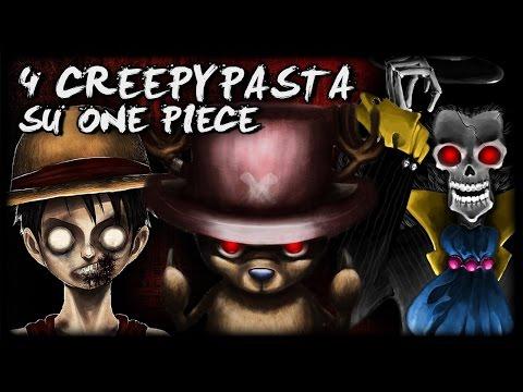 4 Creepypasta che forse non sai su ONE PIECE 💊 CreepyCartoonShow