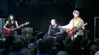 Wild Billy Childish & CTFM@The Lexington