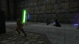 Grievous vs. Kiadi Mundi, Kit Fisto, Shaakti, Aayla and Luminara V2.0