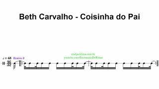 Homenagem a Beth Carvalho - Coisinha do Pai | ft. Dicionário de Ritmo - Jack Lima