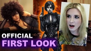 Deadpool 2 - Domino FIRST LOOK - Beyond The Trailer