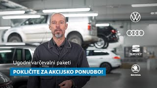 Ugodnejši servis vozil | Varčevalni paketi VEDNO VREDNO | Porsche Inter Auto