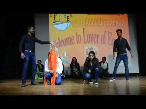 Group act on social issues by TSE students