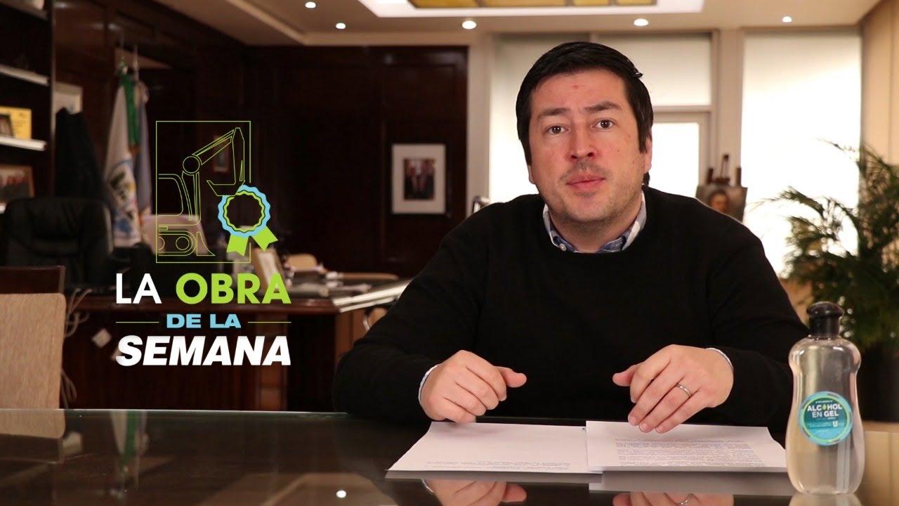 LA OBRA DE LA SEMANA: CALLE MIRALLA EN BARRIO LA PRADERA