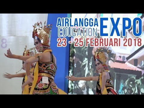 AIRLANGGA EDUCATION EXPO 2018