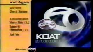 KOAT Action 7 News Open 2000