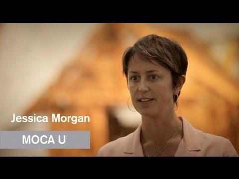 Urs Fischer - Curator Jessica Morgan - MOCAU - MOCAtv