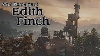 What Remains of Edith Finch - Episode 2 - La beauté brève de l