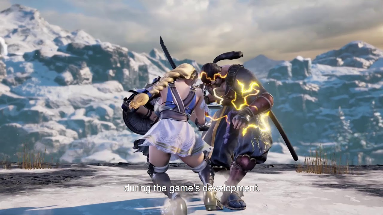 Soul Calibur VI release date, trailers, news and features