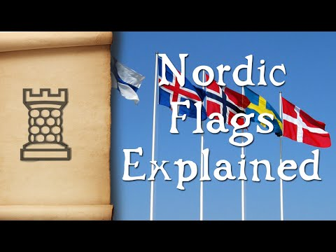 Nordic Flags Explained