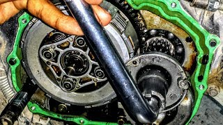 How To Change Motorcycle Clutch Plates