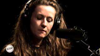"Jessy Lanza performing ""Kathy Lee"" Live on KCRW"
