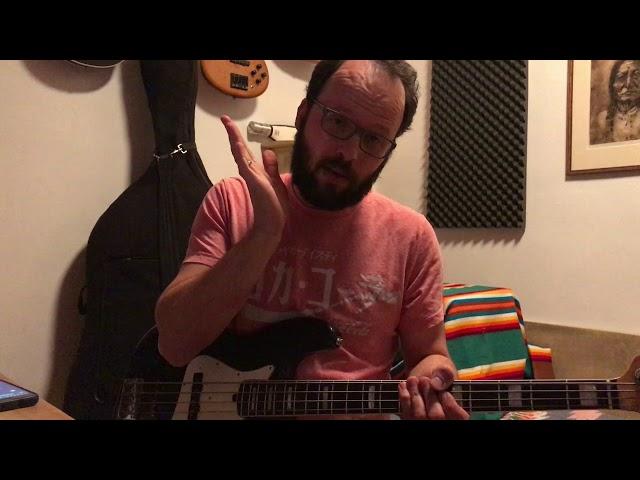 Tomáš Liška / Bass / CHIC - I Want Your Love