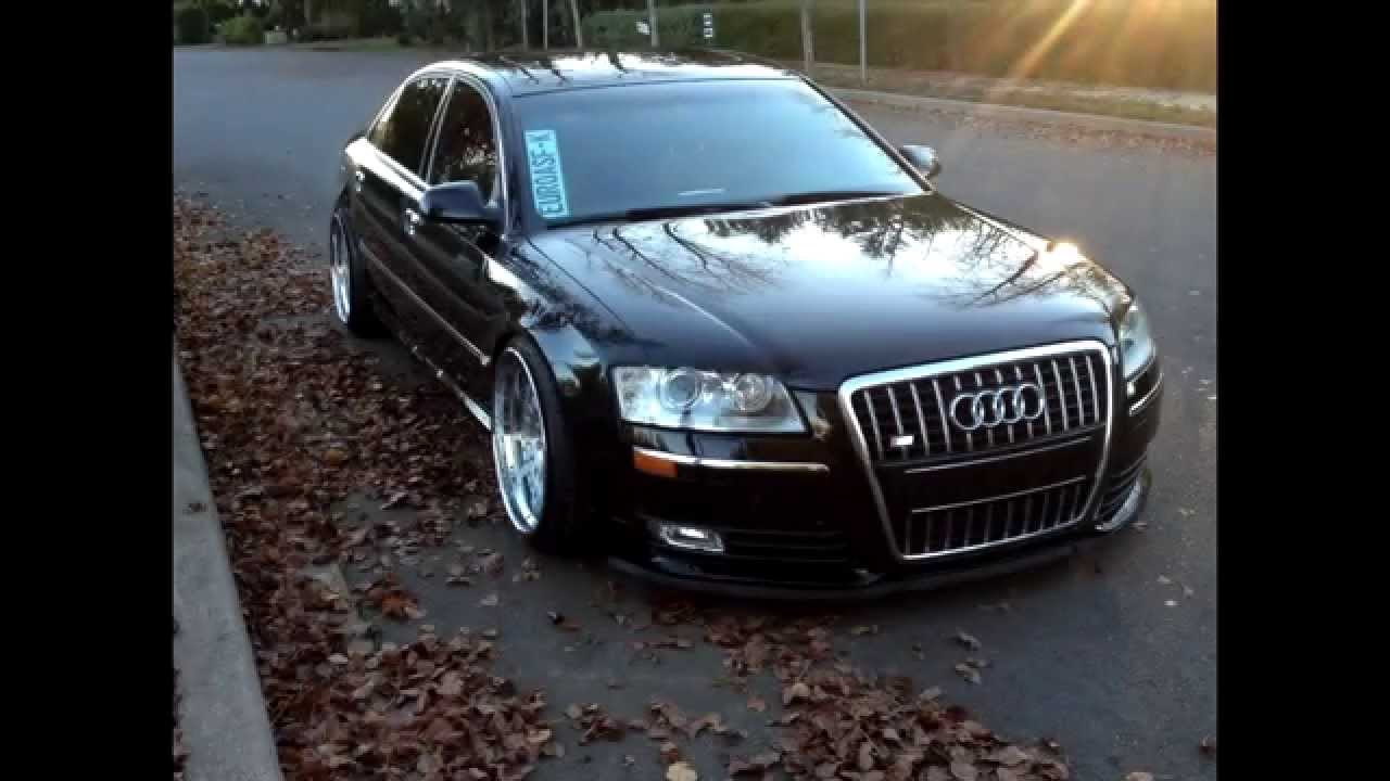Audi A8 S8 D3 Tuning Youtube