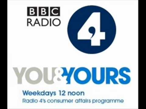 NicoBloc - BBC Radio 4 - You and Yours Consumer Affairs Programme