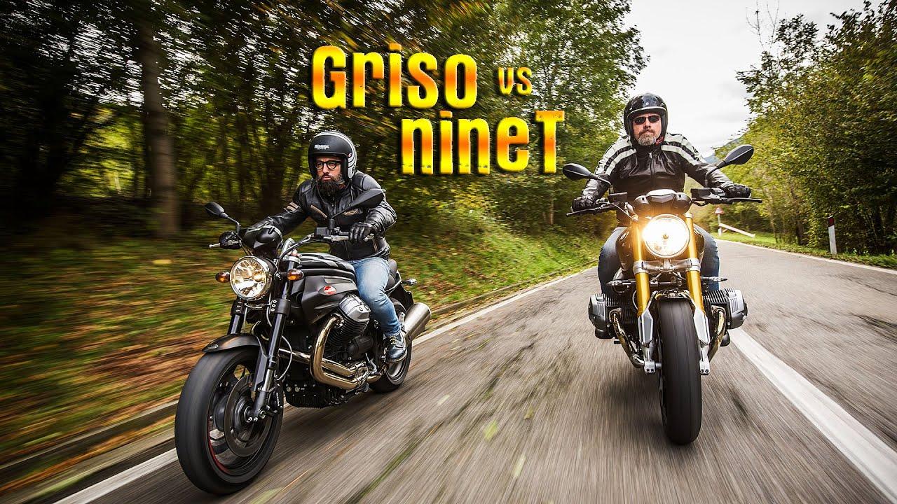 Moto Guzzi Vs Bmw R Nine T