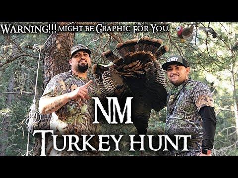 *Caza De Guajolote *2018  (Turkey Hunt In NM)