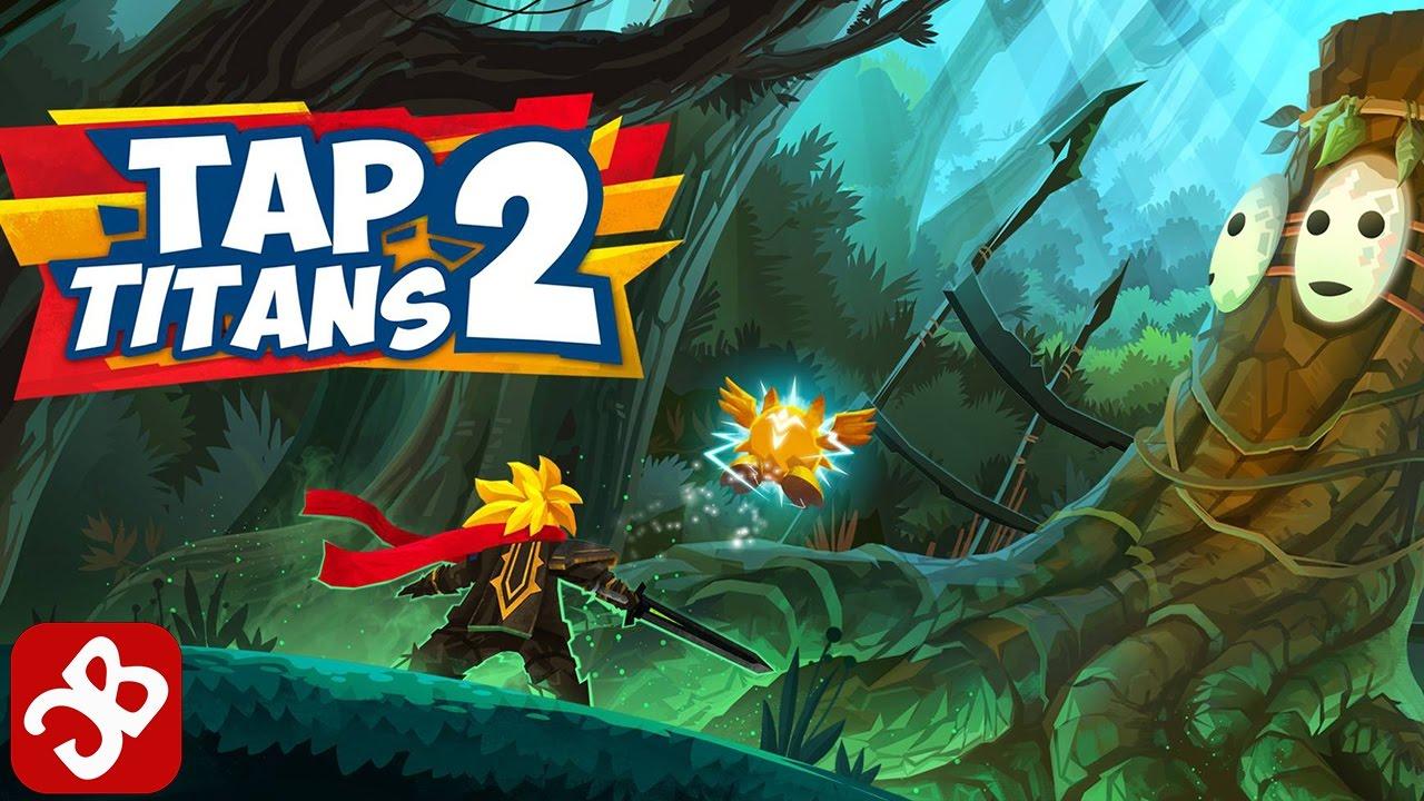 tap titans game