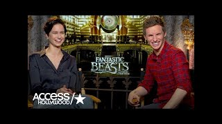 Eddie Redmayne: Why He Thought He Was Going To Get Fired From 'Fantastic Beasts' | Access Hollywood