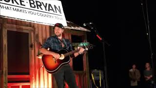 Most People Are Good Luke Bryan Live