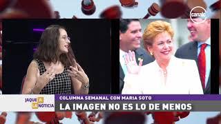 María Soto: El color blanco en el poder femenino