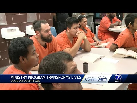 Douglas County Corrections Gives Inmates Hope Through Ministry Program