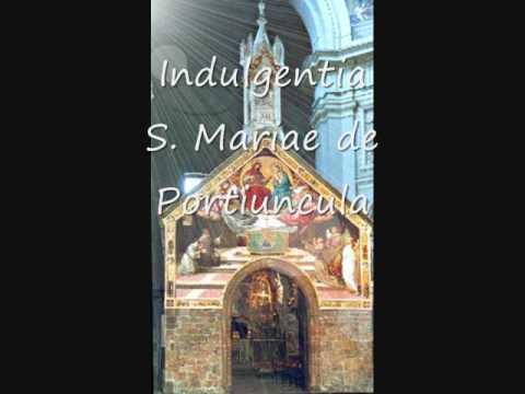 Indulgentia S. Mariae De Portiuncula Ligata Est A Clavibus S. Petri