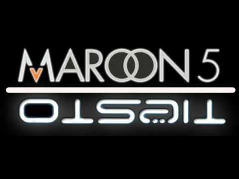 Maroon 5 - Not Falling Apart (Tiesto Remix)