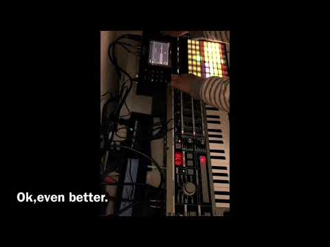AKAI FORCE Audio Recording (live Looping) How To Make Lofi-Hiphop